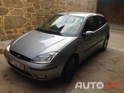 Ford Focus Sport van