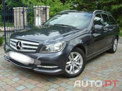 Mercedes-Benz C 220 BlyeEfficiency Avantgarde
