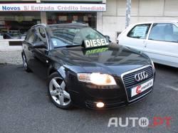 Audi A4 Avant 2.0 TDi Sport Multitronic *SÓ 188€/MÊS FIXOS* 140cv *Caixa Automática 7 Velocidades* 3/2006 (I.U.C./Selo Antigo) Nacional Único Dono