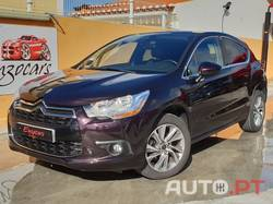 Citroen DS4 1.6 BLUE HDI So Chic Aut
