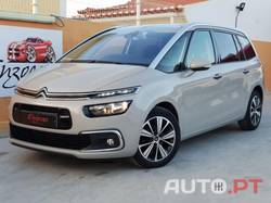 Citroen C4 Grand Picasso 1.6 BlueHdi EXCLUSIVE Aut.