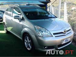 Toyota Corolla Verso 2.2 D-4D Sol H.Pack