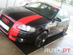 Audi A3 Sportback 8p