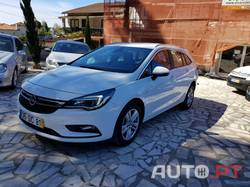 Opel Astra Sports Tourer 1.6 CDTi GPS Carro do ano