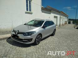 Renault Mégane Sport Tourer Bose Edition