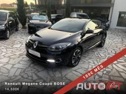 Renault Mégane Coupe 1.5 DCi Bose Edition 189€ mês sem entrada