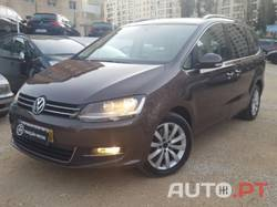 Volkswagen Sharan 2.0 TDi Highline DSG