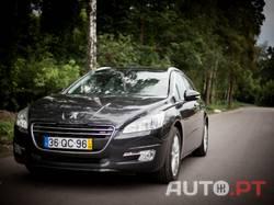 Peugeot 508 SW 1.6 e-HDi Active CMP6 110g
