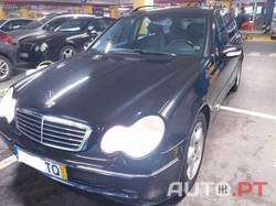 Mercedes-Benz C 220 Advangard