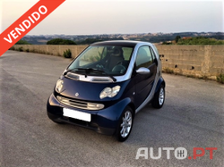 Smart ForTwo Passion 61cv