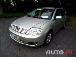 Toyota Corolla SW 1,4 d4d