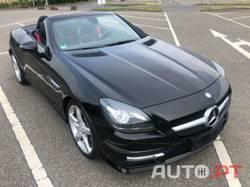 Mercedes-Benz SLK 200 (BlueEFFICIENCY) 7G-TRONIC