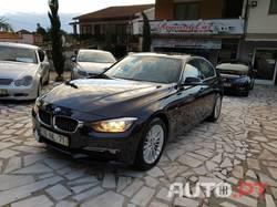 BMW 318 D Luxury Caixa Automática
