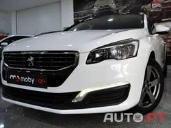 Peugeot 508 SW SW 1.6 E-HDI BUSINESS PACK