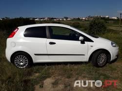Fiat Grande Punto 1.3 75 Cv Van