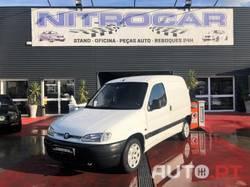 Peugeot Partner 1.9 D C/ Extras
