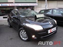 Renault Mégane Sport Tourer 1.5 dCi *SÓ 158€/MÊS FIXOS* Luxe 110cv 6Vel. 10/2011 *Apenas 106.000KMs* DIESEL Nacional