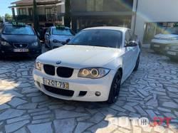 """BMW 118 D Pack M Bi-Xenon / 18"""" / 5 Portas"""