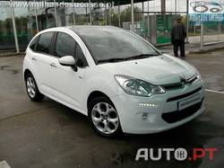 Citroen C3 1.6 Blue-HDI 1.6 EXCLUSIVE 100 CV