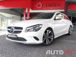 Mercedes-Benz CLA 180 180 d Shooting Break Urban
