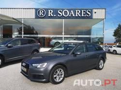 Audi A4 Avant 2.0 TDI SPORT (150CV) C/ GPS & CAMERA TRASEIRA