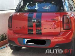 MINI Countryman R60 1.6 diesel
