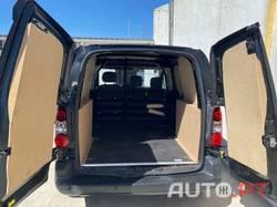 Peugeot Partner modelo especial de 90CV com mais 25CV (115CV)