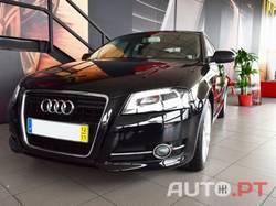 Audi A3 Sportback 1.6 TDI SPORT 105 CV GPS+XENON
