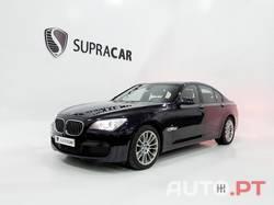 BMW 730 d X-Drive