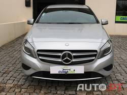 Mercedes-Benz 180 CDi BlueEfficiency Style