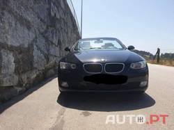 BMW 320 320d cabrio