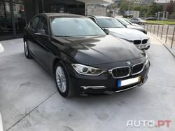 BMW 318 Line Luxury