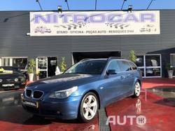 BMW 525 D E61 TOURING C/ GPS + EXTRAS