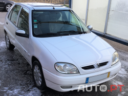 Citroen Saxo Exclusive 1.1