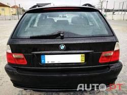 BMW 320 BMW 320D TOURING 150CV