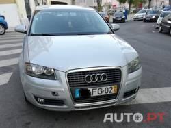 Audi A3 sportbak  2.0 - 5 portas