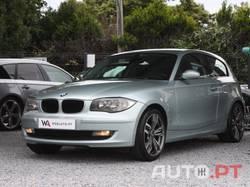 "BMW 118 D (Extras M - JLL 18"")"