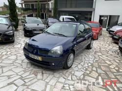 Renault Clio 1.5 DCi Van 85CV / 70€ Mês