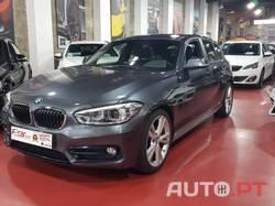 BMW 116 BMW 116 D Line Sport
