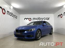 BMW 420 D GRAN COUPE PACK M