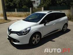 Renault Clio Sport Tourer 0.9 TCE