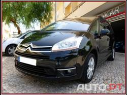 Citroen C4 Grand Picasso 1.6 HDI EXCLUSIVE 7 LUG. NACIONAL