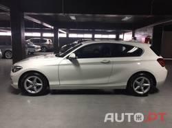 BMW 116 Novo modelo
