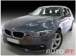 BMW 320 DA TOURING LINE AUTO SPORT 190CV