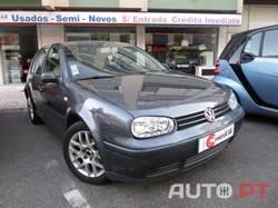 Volkswagen Golf IV 1.4i ***VENDIDO*** Generation Pacific 5 Portas 10/2003 A/C Rádio Multimedia