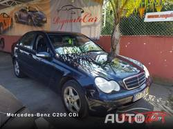 Mercedes-Benz C 200 CDi IUC Barato Manual