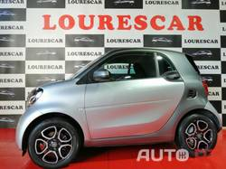 Smart ForTwo 0.9 Passion turbo coupe