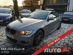 BMW 320 d Coupé M look 335d