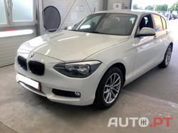 BMW 118 D Caixa Automática