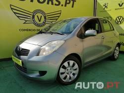 Toyota Yaris 1.0 VVT-i Rock In Rio